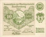 Austria, 10 Heller, FS 993c