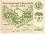 Austria, 20 Heller, FS 993c