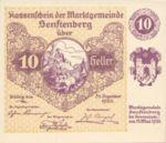 Austria, 10 Heller, FS 993d