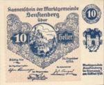 Austria, 10 Heller, FS 993g