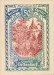 Austria, 50 Heller, FS 1001e
