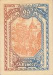 Austria, 99 Heller, FS 1001e