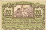 Austria, 20 Heller, FS 1005a