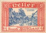 Austria, 20 Heller, FS 1006a