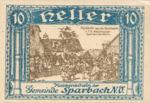 Austria, 10 Heller, FS 1006a