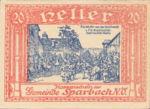 Austria, 20 Heller, FS 1006b