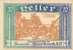 Austria, 20 Heller, FS 1006e