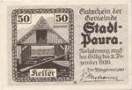 Austria, 50 Heller, FS 1008IIa