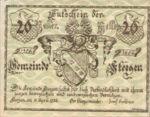 Austria, 20 Heller, FS 1012Ia