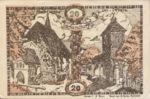 Austria, 20 Heller, FS 1013b