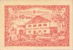 Austria, 10 Heller, FS 966b