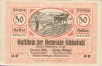 Austria, 50 Heller, FS 969Ib