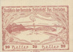 Austria, 20 Heller, FS 969III