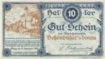 Austria, 10 Heller, FS 970I
