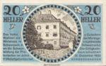 Austria, 20 Heller, FS 978