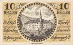 Austria, 10 Heller, FS 978