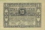 Austria, 10 Heller, FS 991b