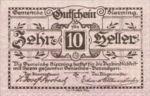 Austria, 10 Heller, FS 995c