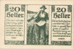 Austria, 20 Heller, FS 995e