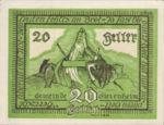 Austria, 20 Heller, FS 996a