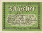 Austria, 50 Heller, FS 996a