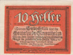 Austria, 10 Heller, FS 996b