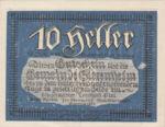 Austria, 10 Heller, FS 996c1