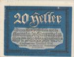 Austria, 20 Heller, FS 996c1