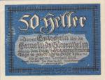 Austria, 50 Heller, FS 996c1