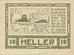 Austria, 10 Heller, FS 999a