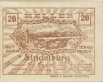 Austria, 20 Heller, FS 999a