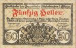 Austria, 50 Heller, FS 1025