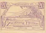 Austria, 20 Heller, FS 1015IIa
