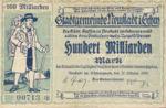 Germany, 100,000,000,000 Mark, 3882a