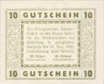 Austria, 10 Heller, FS 1029I