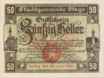 Austria, 50 Heller, FS 1034Ia