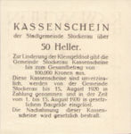 Austria, 50 Heller, FS 1038