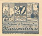 Austria, 20 Heller, FS 1047a