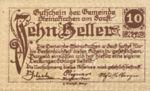 Austria, 10 Heller, FS 1017I