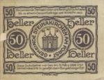 Austria, 50 Heller, FS 1017I
