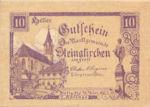 Austria, 10 Heller, FS 1017IIa