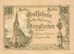 Austria, 20 Heller, FS 1017IIb