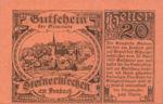 Austria, 20 Heller, FS 1028a