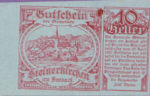 Austria, 10 Heller, FS 1028ax