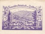 Austria, 75 Heller, FS 1024