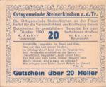 Austria, 20 Heller, FS 1029IIa