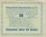Austria, 50 Heller, FS 1029IIa