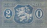 Austria, 20 Heller, FS 1034IIc