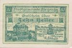 Austria, 10 Heller, FS 1036Ia