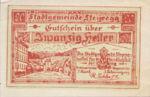 Austria, 20 Heller, FS 1036Ia